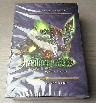 WoW TCG - Magtheridon's Lair Raid Deck - World of Warcraft Spektraltiger? Kammer