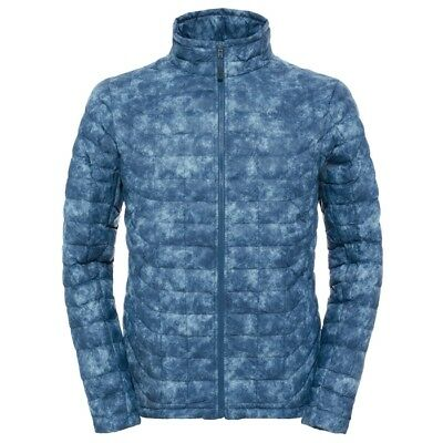 The North Face Thermoball Full Zip Jacket Men shadybluprcsspt M