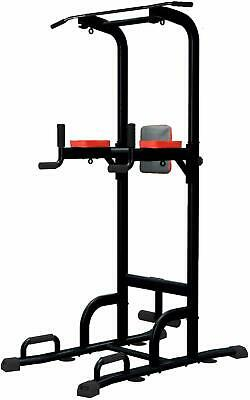 XN8 Pro AB Pull Chin Up Bar Power Tower Dip Station Home Gym Fitness Leg Workout