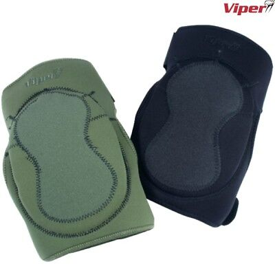 Viper Neoprene Knee Pads Unisex Armour Paintball Airsoft Padding Workwear Army