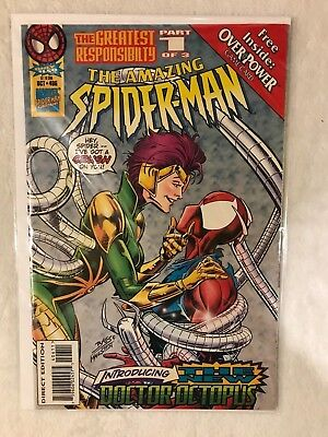 The Amazing Spider-Man #406 (Oct 1995, Marvel) VF