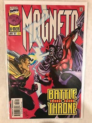 Magneto #3 (Jan 1997, Marvel) VF