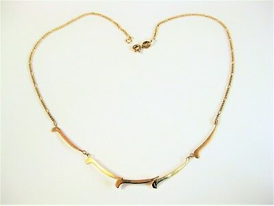 Collier Gold 585, 38 cm