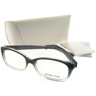 519e3b0cd8 Michael Kors MK8020-3124-53 Mitzi Women s Grey Frame Clear Lens Eyeglasses  NWT