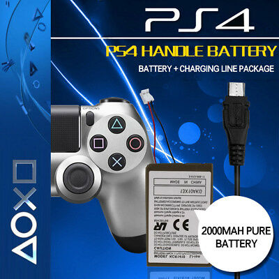 Gamepad Battery SO1 for PS4 Battery Pack Controller Battery Premium Durable