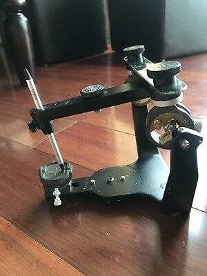 Dental Lab Equipment: Hanau Wide-Vue Articulator