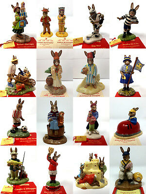 Royal Doulton Bunnykins Wide Choice Of 45 Different Models FREE UK POSTAGE