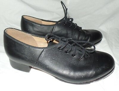 BLOCH TECHNO TAP DANCE SHOES Sz 9 1/2 Very Nice Pre Owned See Pics