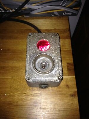 Vintage Crabtree Switch With Indicater Lamp