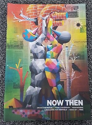 now then magazine sheffield issue 107 okuda San Miguel Mark Stevenson