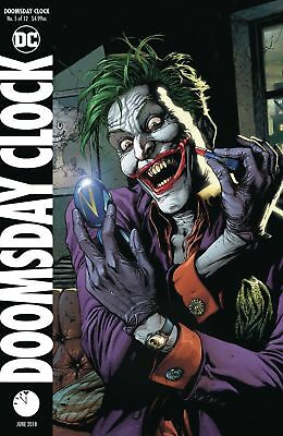 Doomsday Clock #5 Variant!
