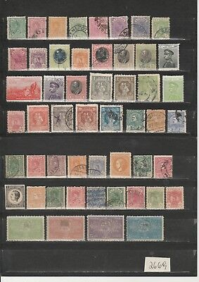 Briefmarkenlot   Serbien / siehe Scan  /   / Lot 2669