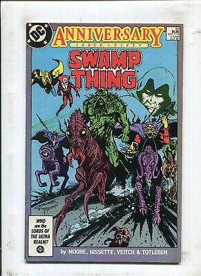 Swamp Thing #50 - Anniversary Edition! - (9.0) 1986