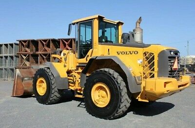 2010 Volvo L110F Wheel Loader A/c Cab
