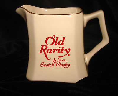 "Wade England B.L./OLD RARITY SCOTCH WHISKY 4 1/2"" Pitcher"