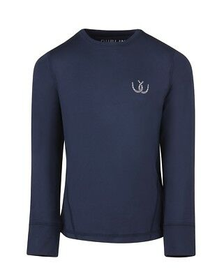 Dublin Jasper Long Sleeve Technical Top Childs