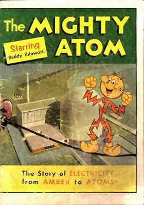 Mighty Atom (1965 series) #1 in Near Mint minus condition  comics