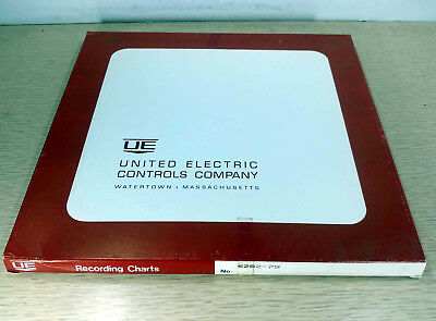 1 New United Electric 6282-79 Circular Chart Paper Nib ***make Offer***