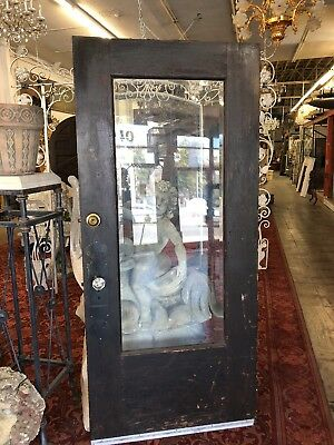 Front Door Arts & Crafts Craftsman Style Beveled Glass