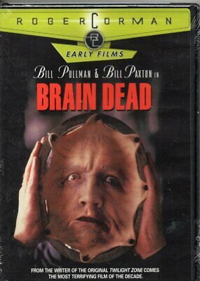 Brain Dead (Roger Corman)-DVD - Region 1 -Brand New-Still Sealed