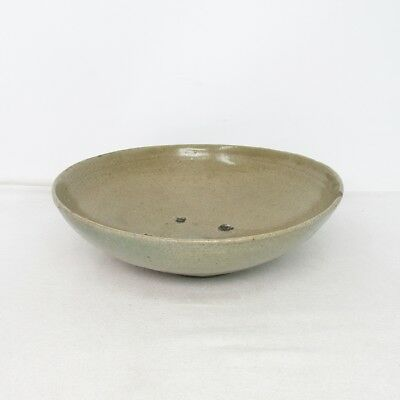 B872: Korean bowl as KASHIKI of really old blue porcelain of Goryeo Dynasty