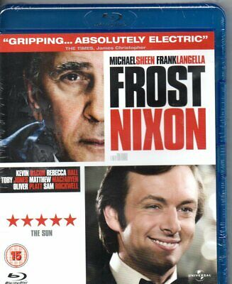 Frost/Nixon - Region B  -Brand New-Still Sealed