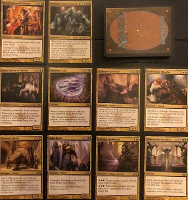 ORZHOV DECK! Ready To Play 60 Cards Mtg White Black Extort