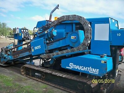 Horizontal Directional Drill Complete Set-Up