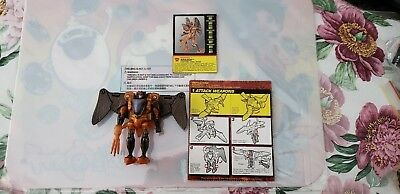 Beast Wars Airazor VHS tape variant, 100% complete, loose