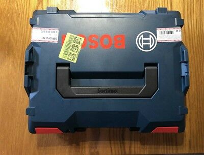 Bosch Sortimo L-Boxx NEW TYPE / STYLE - New from Bosch 12v Drill