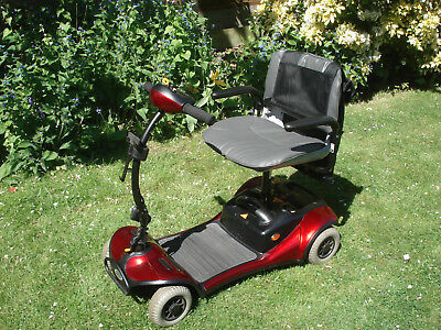 CAMEO SHOPRIDER MOBILITY scooter- very good condition
