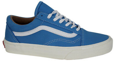 6eec9289efaf Vans Off The Wall Old Skool Reissue Mens Trainers Lace Up Shoes Blue  0KW7FC3 D29