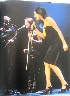 The CORRS 'being filmed'  magazine PHOTO/Poster/clipping 11x8 inches
