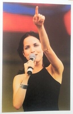 The CORRS 'pointing' magazine PHOTO/Poster/clipping 11x8 inches