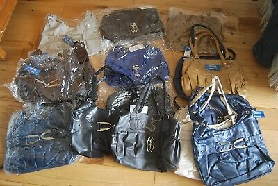 Job Lot 20 NEW LORENZ Bags -Handbags Hand Bags wholesale - market car boot stock
