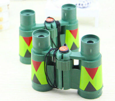 Camouflage Green Plastic 10x 30mm Binocular Toy Fun Boy for Child Kids GiftOCL
