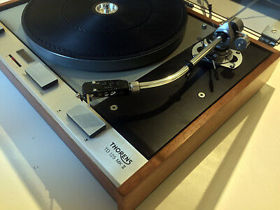 Thorens TD 125 Turntable with SME3009 and Stanton EEE cartridge