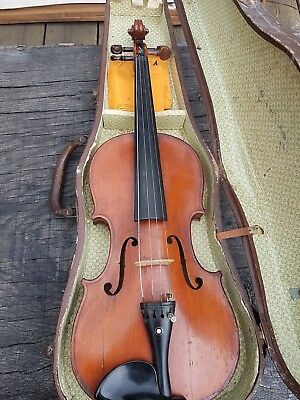 ANTIQUE VIOLIN FRENCH,COLAS BOW OLD VINTAGE EUGENE CORVISIER 19th CENTURY