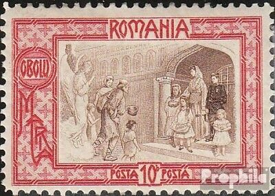 Romania 210 fine used / cancelled 1907 Poor relief