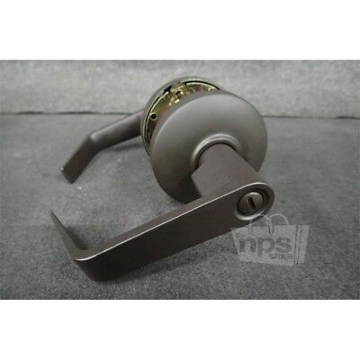 Hager 1C-000254 3540 2-3/4in Withnell Lever Cylinder Lock US10B