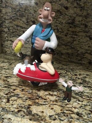 Wallace And Gromit Car Shampoo Figure