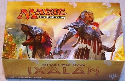 Magic MTG - Rivalen von Ixalan - Boosterpack - Deutsch   NEU/OVP