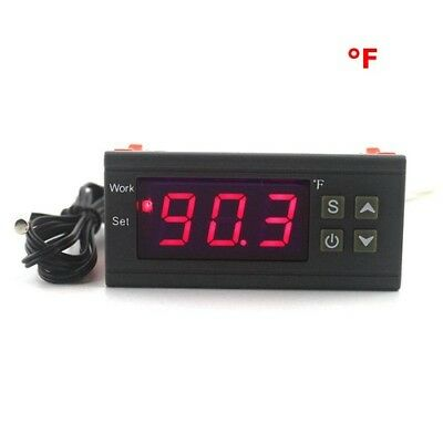 Digital Thermostat Temperature Controller Regulator Incubator Heating Cooling
