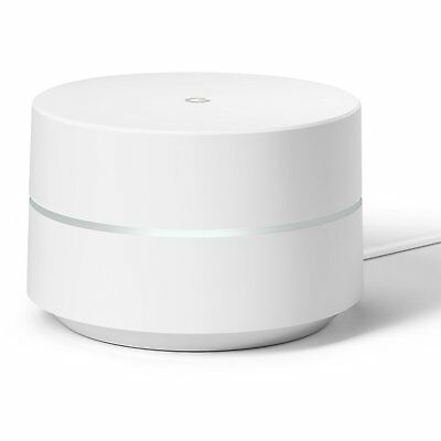 GOOGLE WiFi Whole Home System - Single Unit - Brand new and sealed