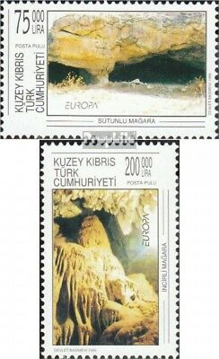 Turkish-Cyprus 499-500 mint never hinged mnh 1999 National