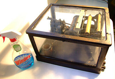Antique 1908 Westinghouse Electric & Manufacturing Graphic Wattmeter Steampunk