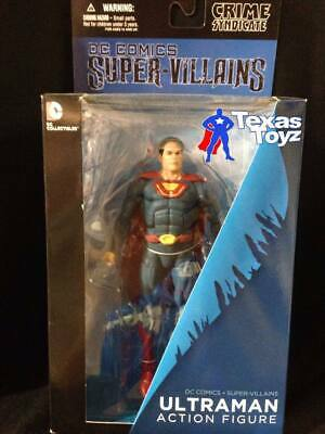DC Comics Super Villains Crime Syndicate Ultraman 6in Action Figure JLA