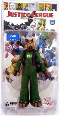 JLI Justice League International G'Nort 6in Action Figure DC Direct Toys Collec