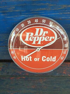 """DR PEPPER """"Pam-Style"""" THERMOMETER....NICE ONE!"""