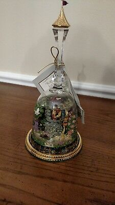 Rapunzel Snow Globe (Very Rare) - Franklin Mint Collectable